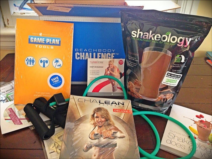 ChaLEAN Extreme Challenge Pack with Shakeology