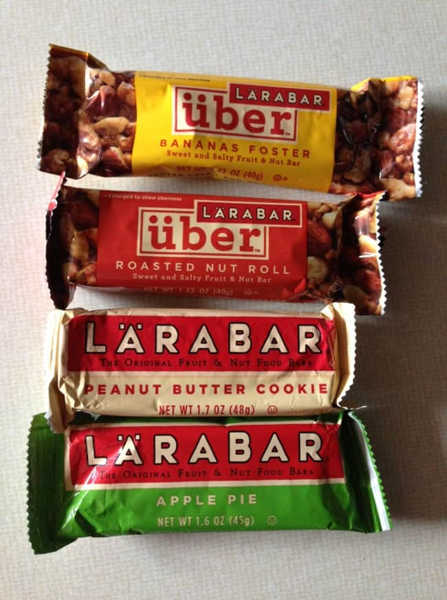 Larabar assortment