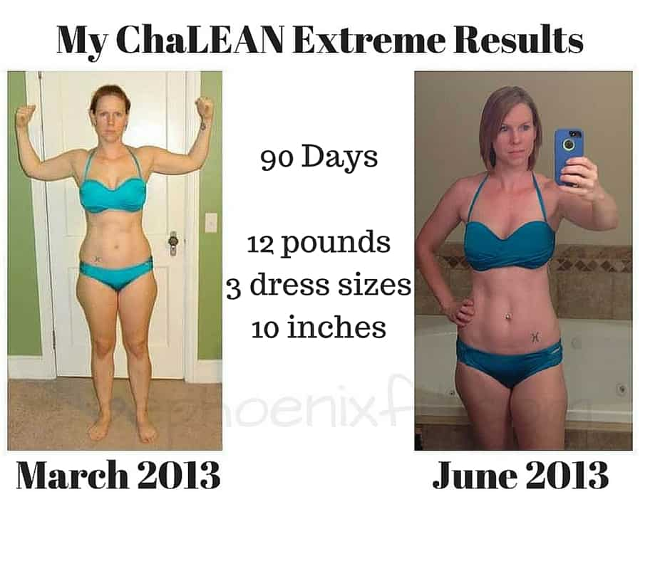Colorado lifestyle blogger, Amanda Seghetti, shares her results and review of her 90 Day ChaLEAN Extreme challenge! Check it out!