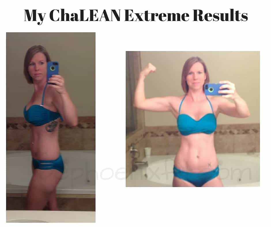 Georgia lifestyle blogger, Amanda Seghetti, shares her results and review of her 90 Day ChaLEAN Extreme challenge! Check it out!