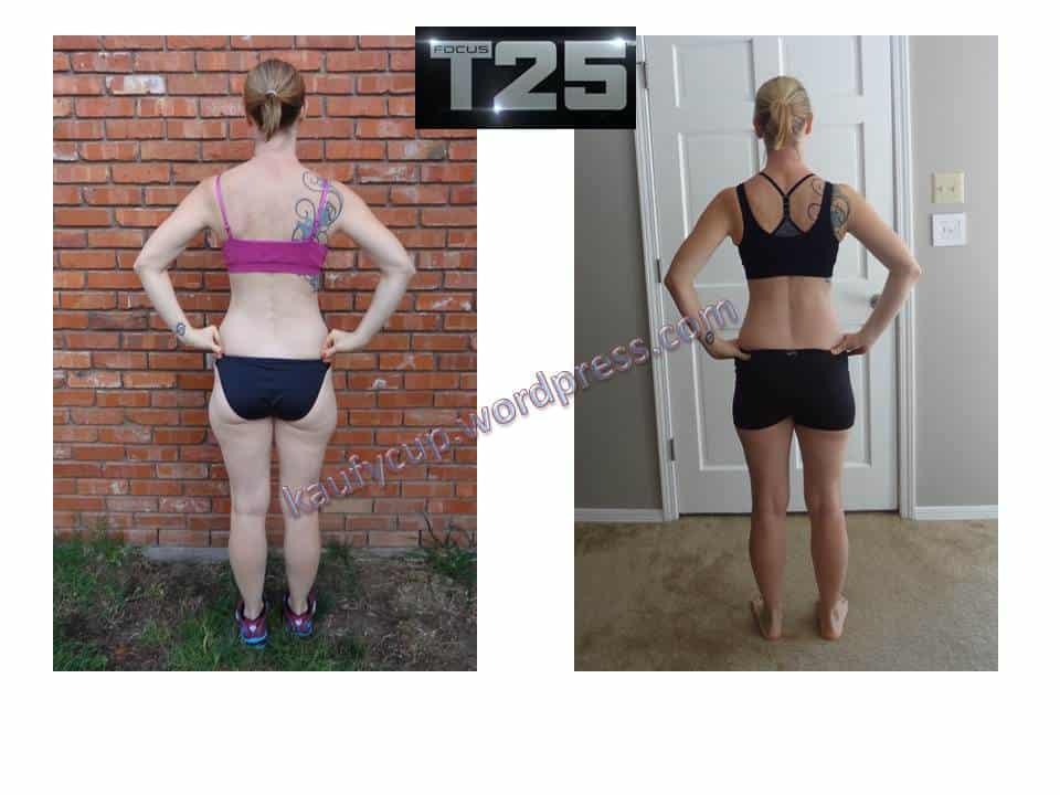 Focus T25 Results! - Amanda Seghetti