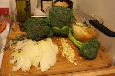 clean eating roasted broccoli cheddar soup ingredients