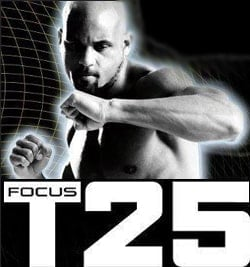 Focus T25 with Shaun T