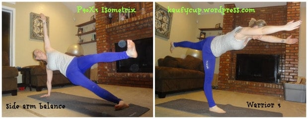 P90X3 Isometrix-group-5 exercises
