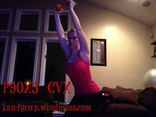 P90X3 CVX Review - Amanda Seghetti