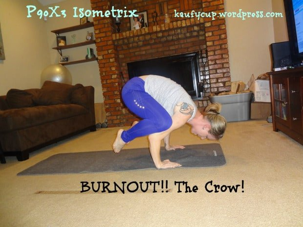 P90X3 Isometrix Burnout