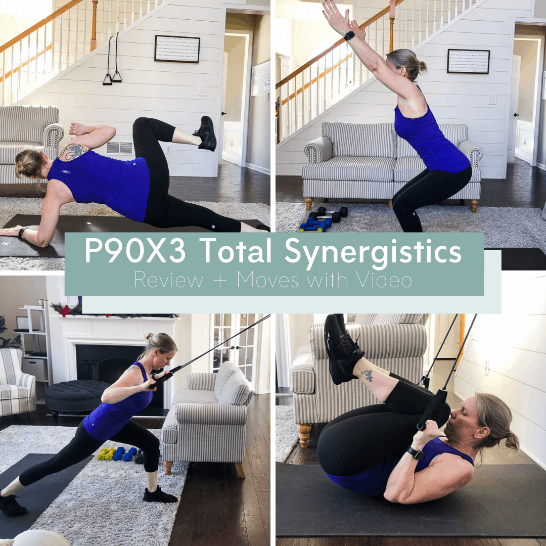 P90X3 Total Synergistics Review and Moves with Video