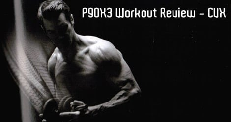 P90X3 Workout Review CVX