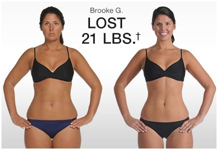 insanity max 30 results brooke