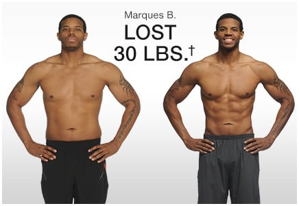insanity max 30 results marques