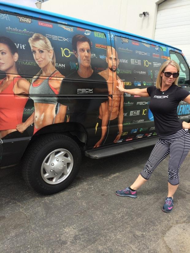 beachbody van