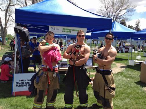 colorado firefighters colfax marathon