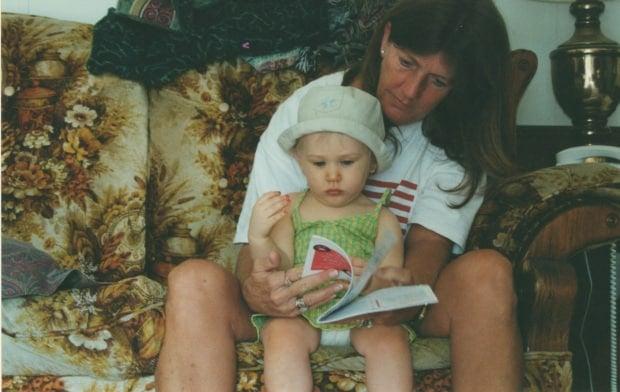 grandma and hut - Amanda Seghetti
