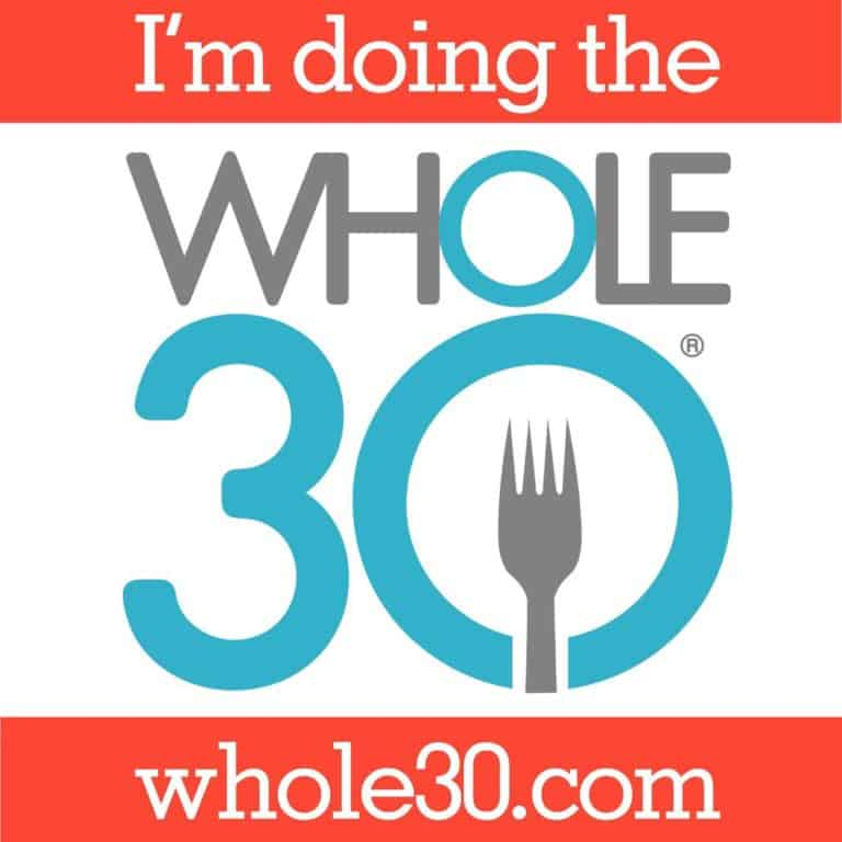 Whole 30 Meal Plan – Week 1