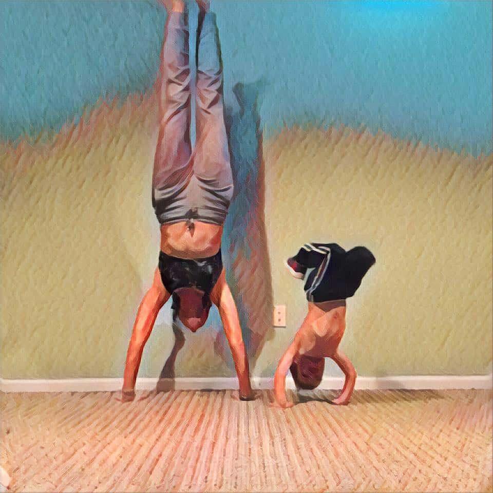 yoga & the whole30