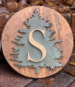Nesting Seasons sign