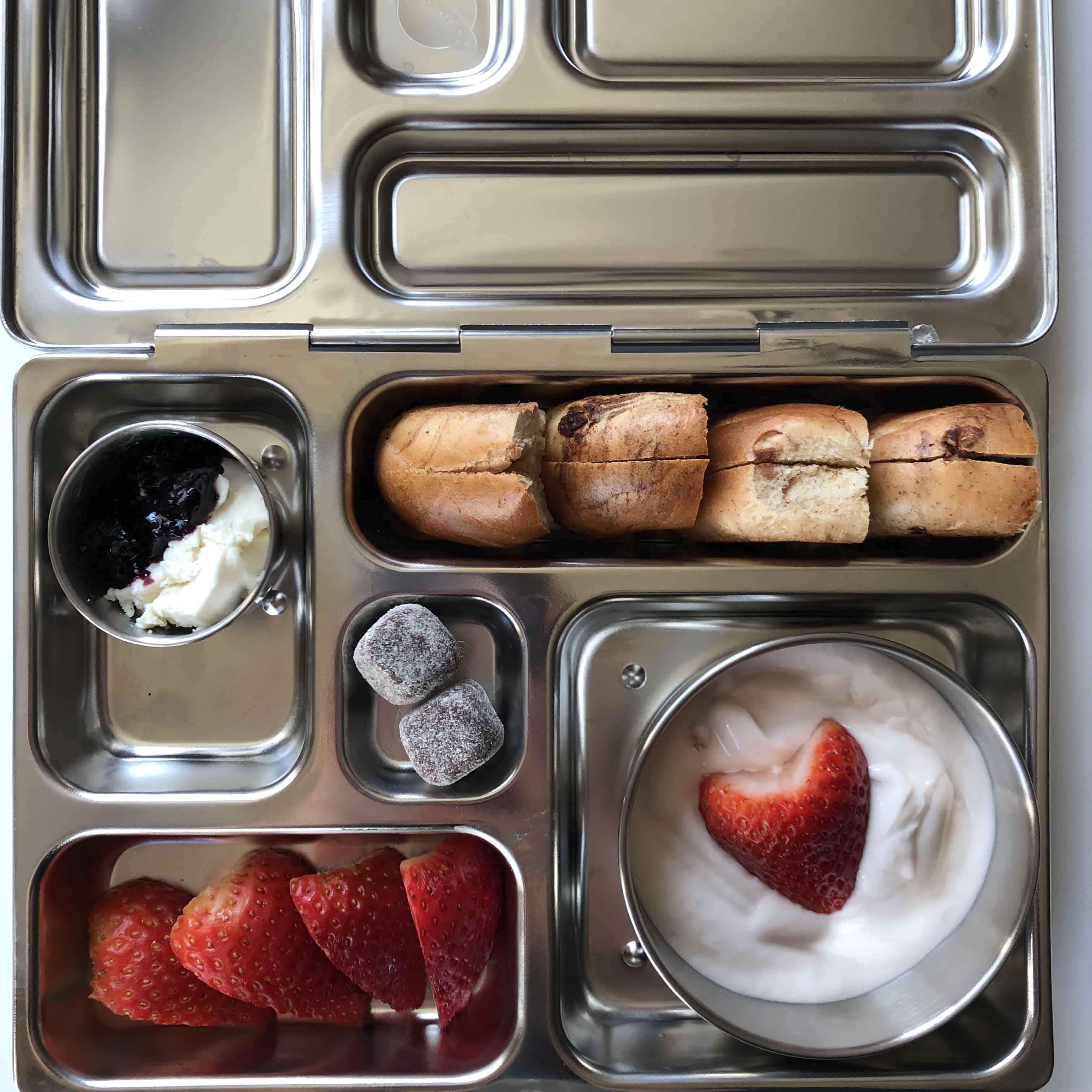 school lunch bento box