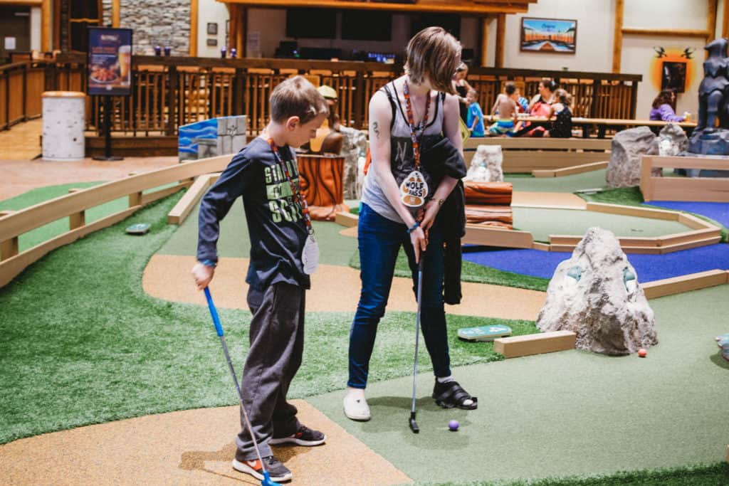 Colorado lifestyle blogger, Amanda Seghetti, shares fun for all ages with a stay at the Great Wolf Lodge! Check it out now!
