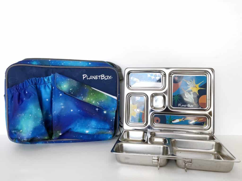 Planetbox is perfect for holding school lunches for kids.