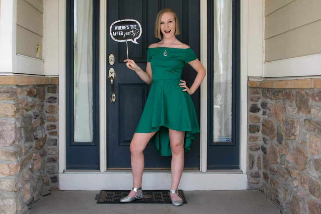 momblog amazon teen after prom dress