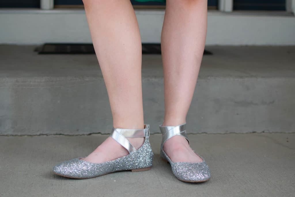 momblog amazon teen prom shoes ballet flats