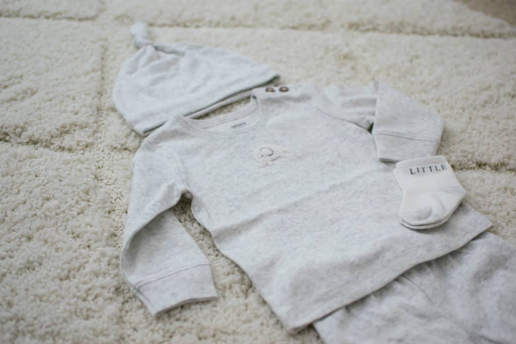 Newborn gift set Carter's Little Baby Basics