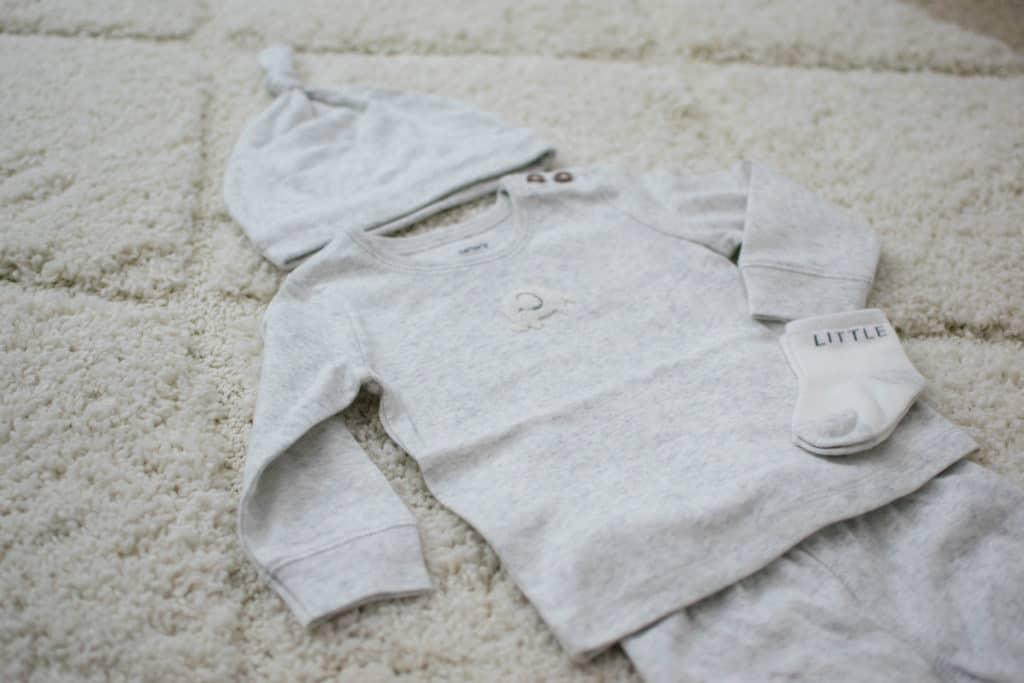 Newborn gift set Carter's Little Baby Basics