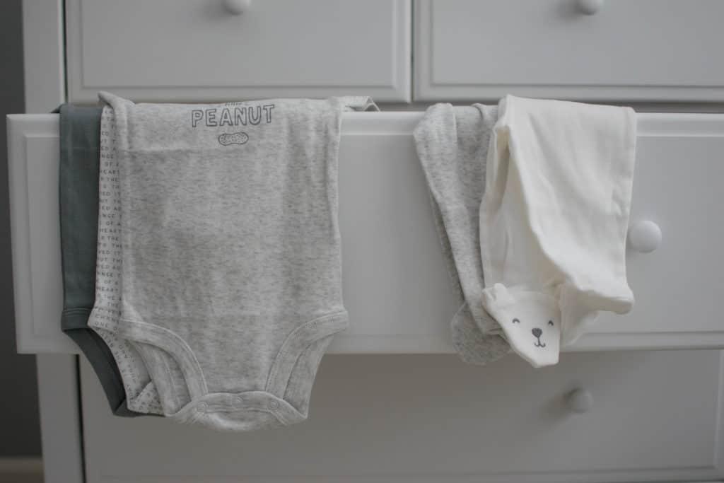 Carter's little baby basics newborn clothes