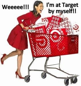 Top 10 Reasons Moms go to Target