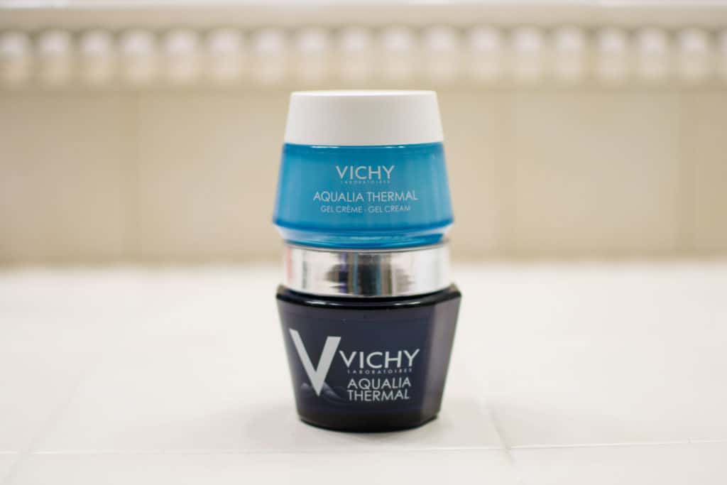 New mom essentials vichy thermal cream
