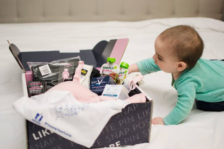 New Mom Essentials with BabbleBoxx