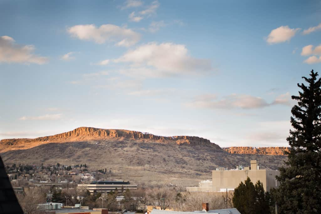 Colorado lifestyle blogger, Amanda Seghetti, shares a GIrls' Getaway at the Dove Inn in Golden, Colorado. Check it out now!