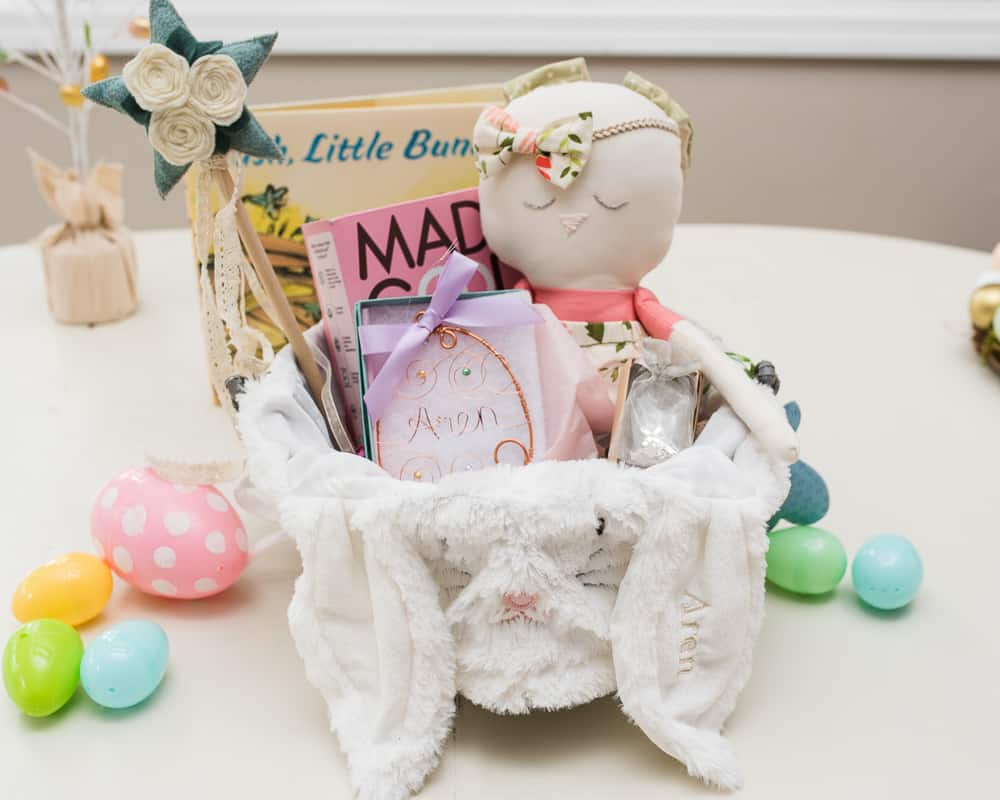 Easter Basket for Preschool girl
