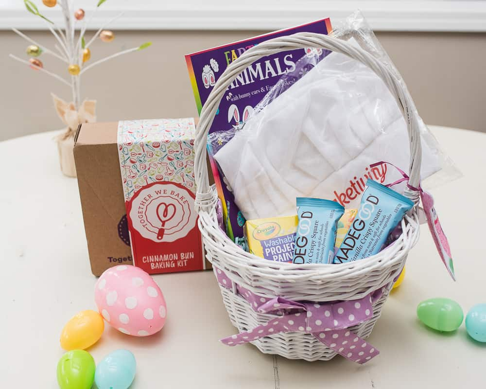 Elementary age easter basket fillers for creativity