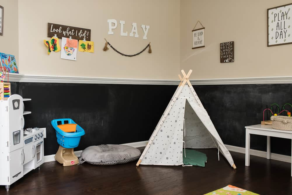 simple toddler playroom ideas