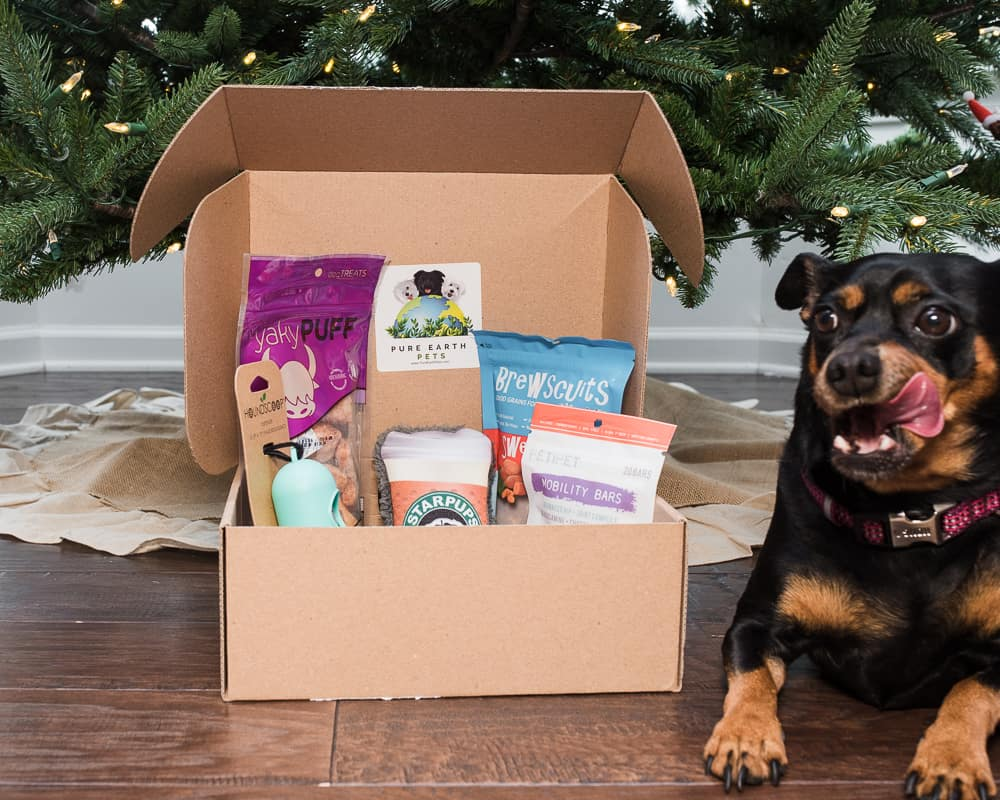 1 Pure Earth Pets Box