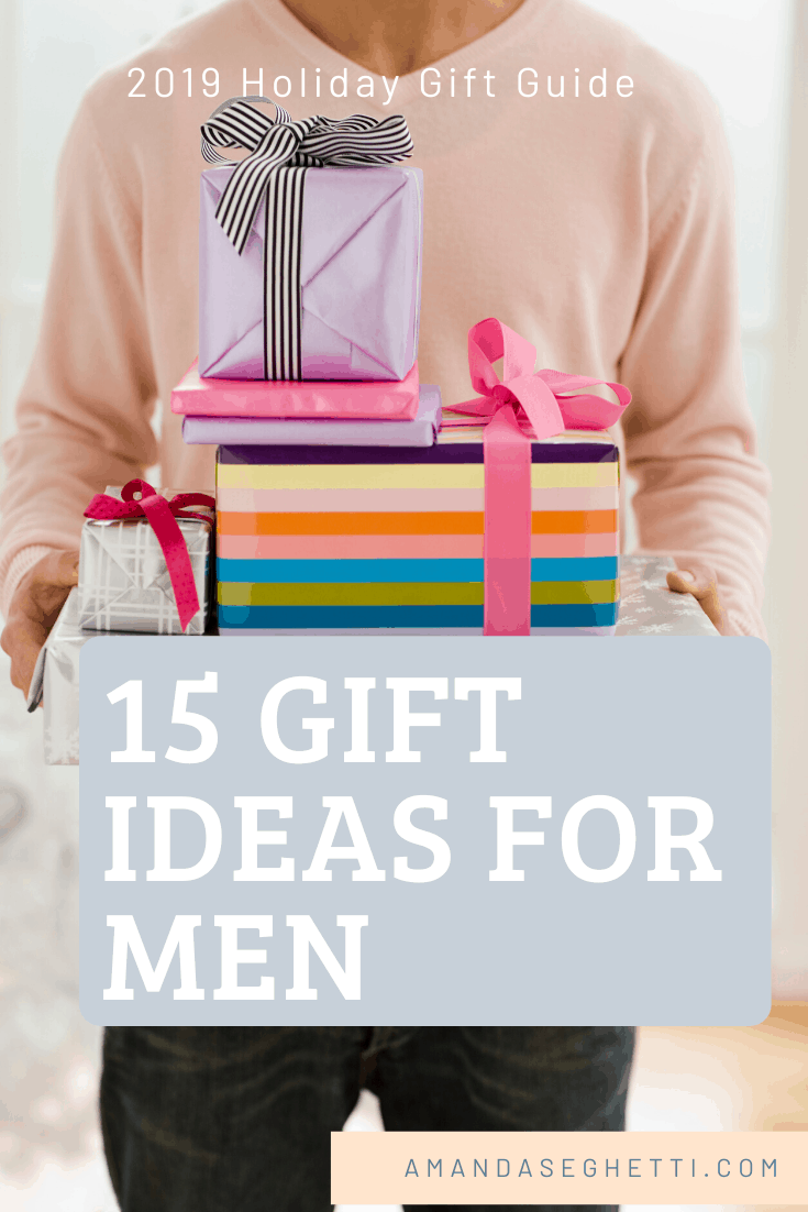 15 Gift Ideas for Men