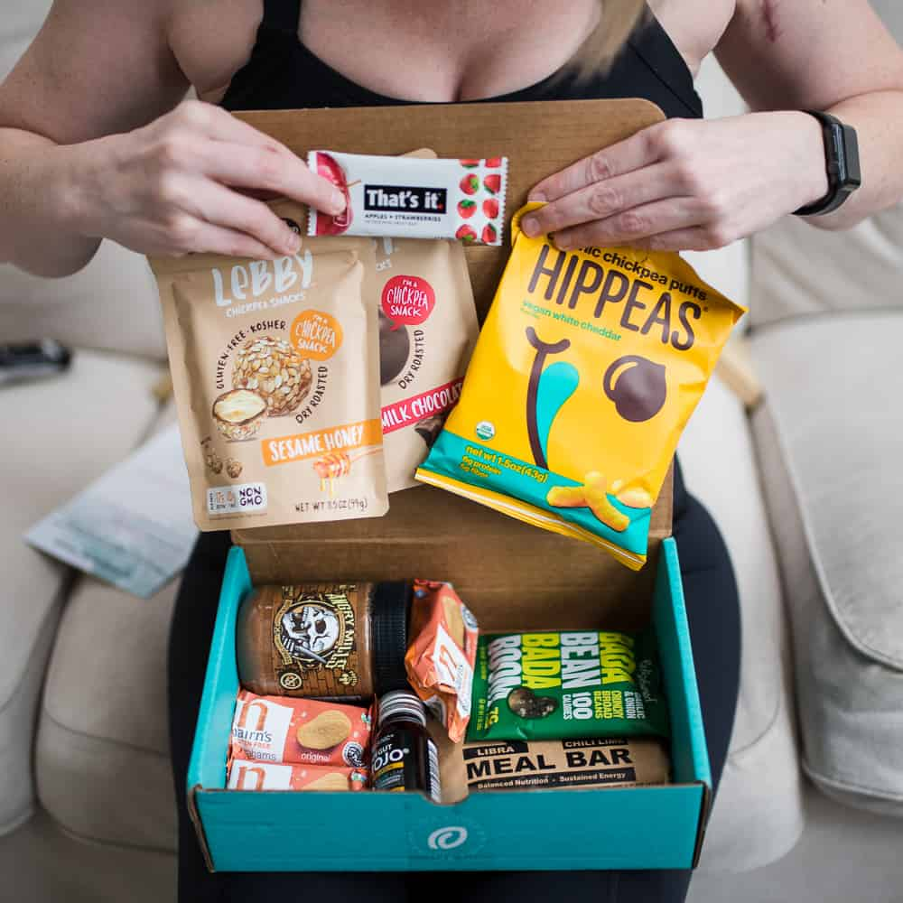FitSnack box fitness gift ideas