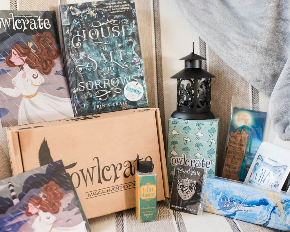 Owl Crate best gifts for teen girls