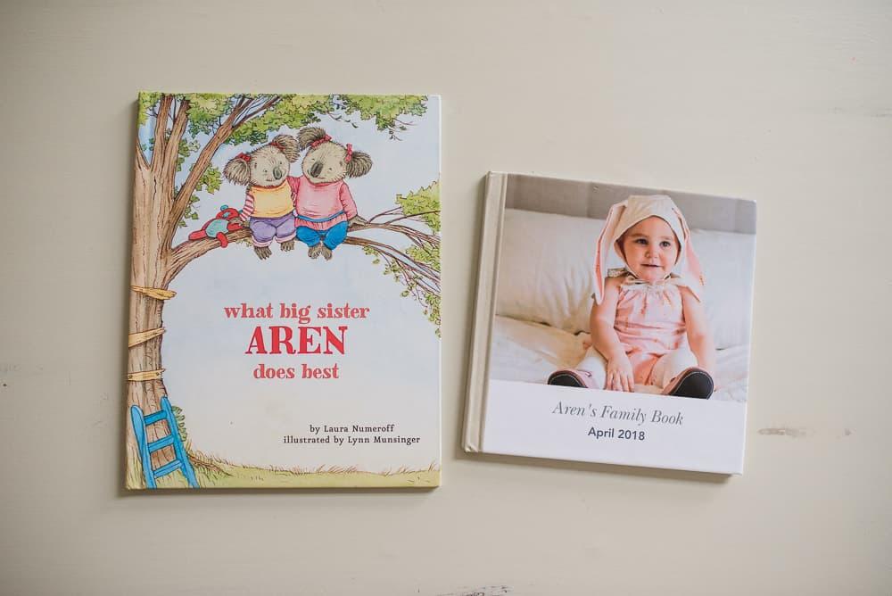 Personalized books encourage reading