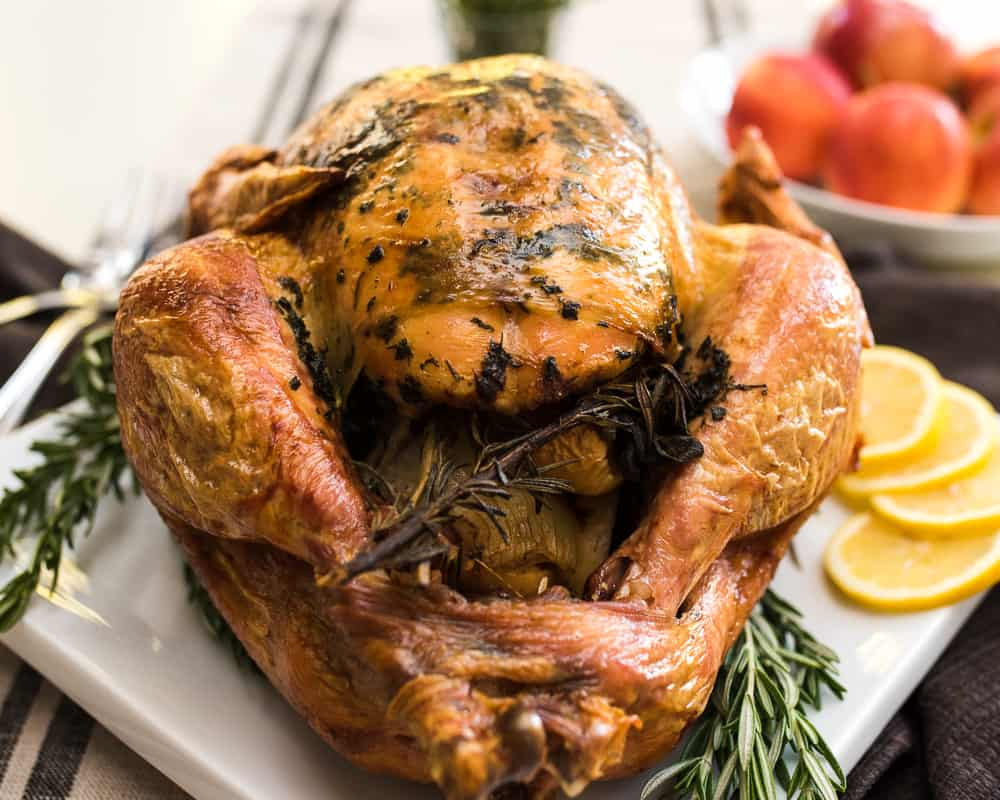 Whole30 Thanksgiving Turkey