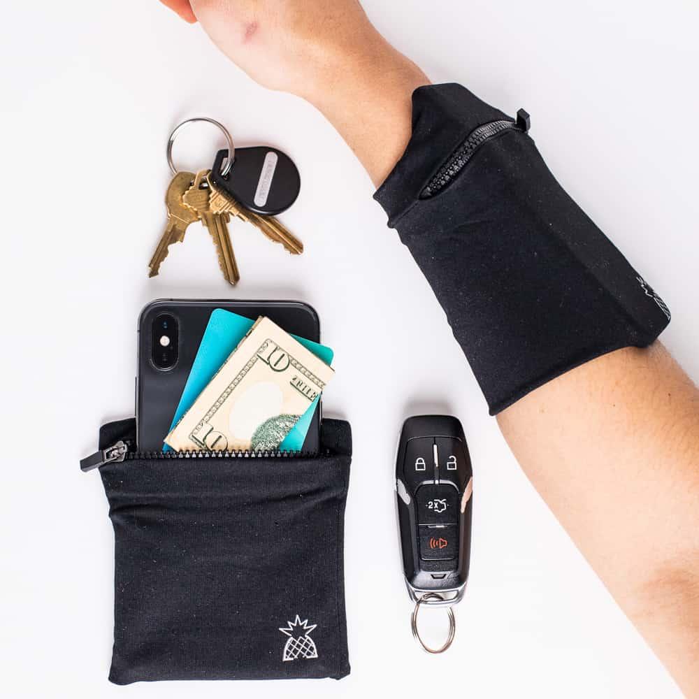 Wrist Locker Wrist Wallet fitness gift ideas