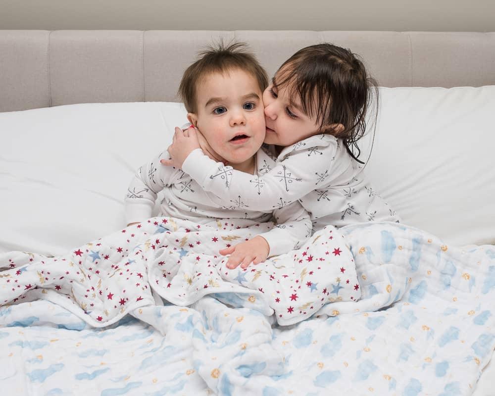aden and anais love lovestruck pajamas
