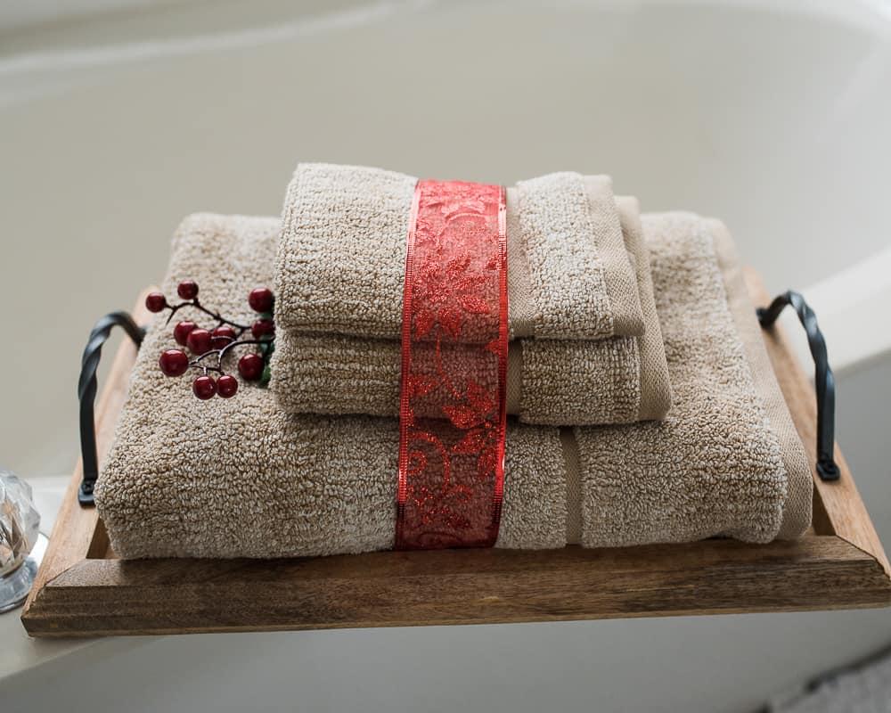 Hotel Collection bath linens