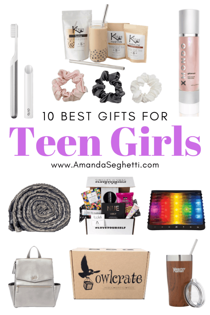 10 Best Gifts for Teen Girls