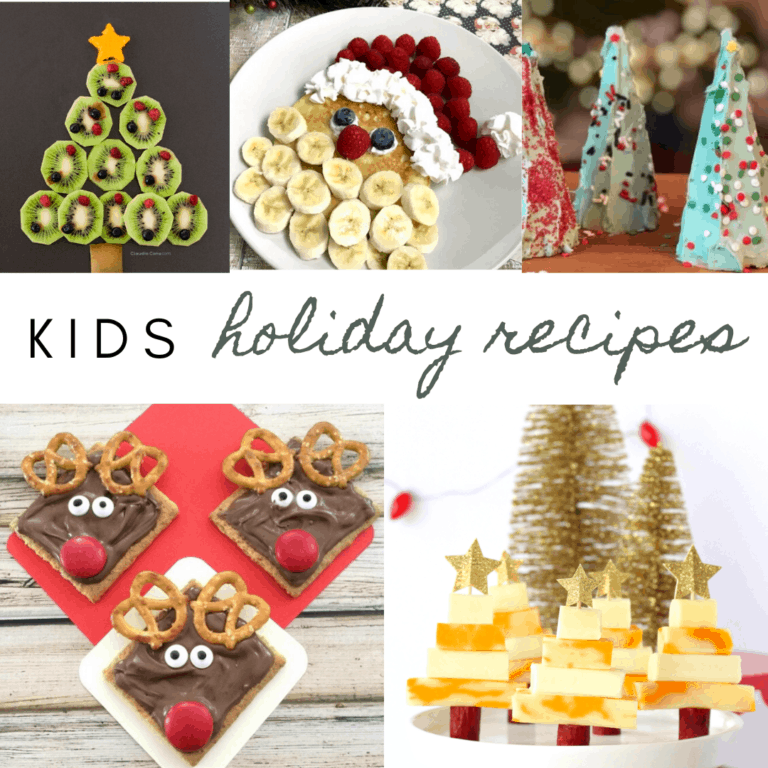 15 Fun Holiday Recipes for Kids