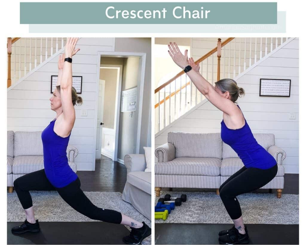 P90X3 Total Synergistics Crescent Chair