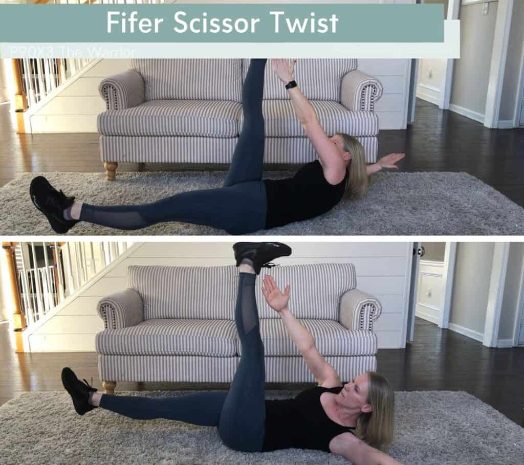 Fifer Scissor Twist