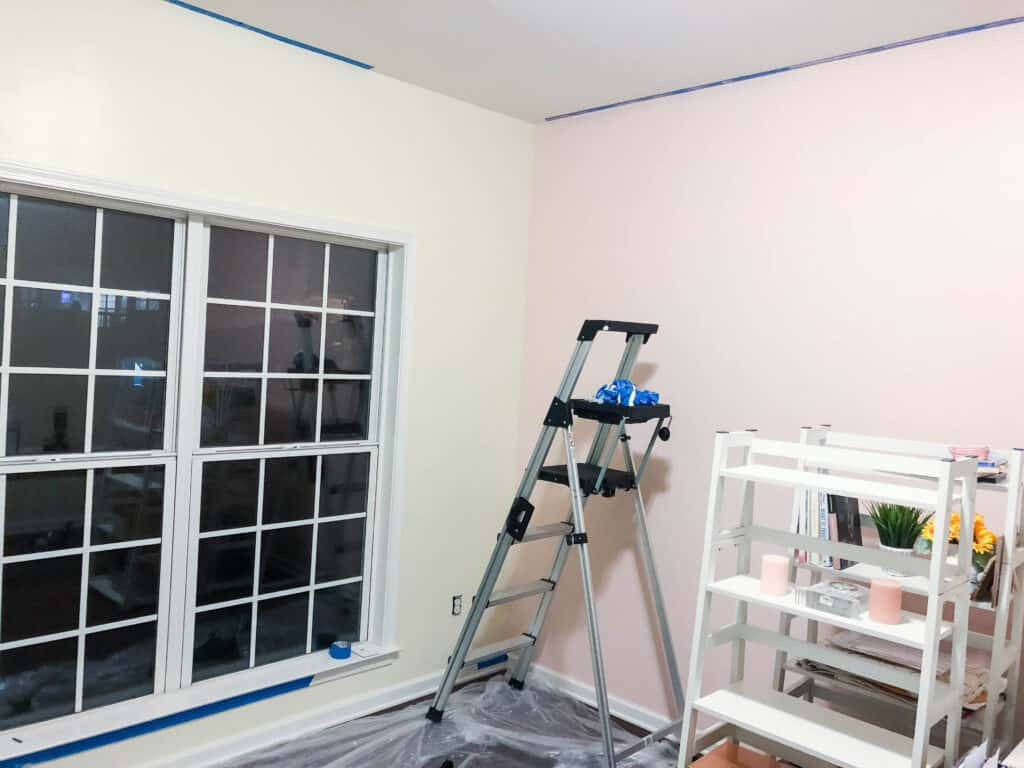 Guest room/office combo painting complete