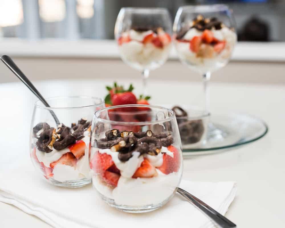 healthy valentine's day dessert recipe